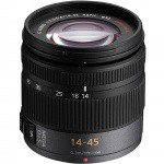 Фото - Panasonic Panasonic Lumix G Vario 14-45mm F3.5-5.6 ASPH. MEGA O.I.S. (H-FS014045E)