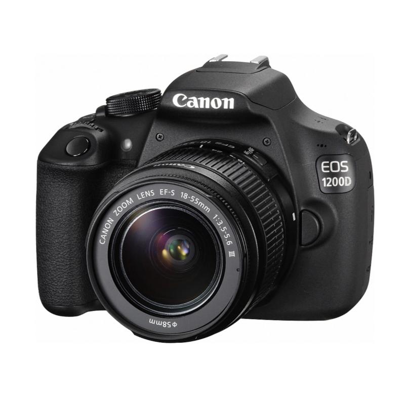 Купить - Canon Canon EOS 1200D EF-S 18-55 DC III VUK (9127B079AA)