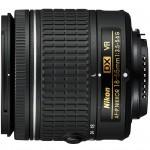 Фото  Nikon AF-P DX NIKKOR 18-55mm f/3.5-5.6G VR