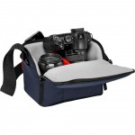 Фото  Сумка NX Shoulder Bag CSC Blue (MB NX-SB-IBU)