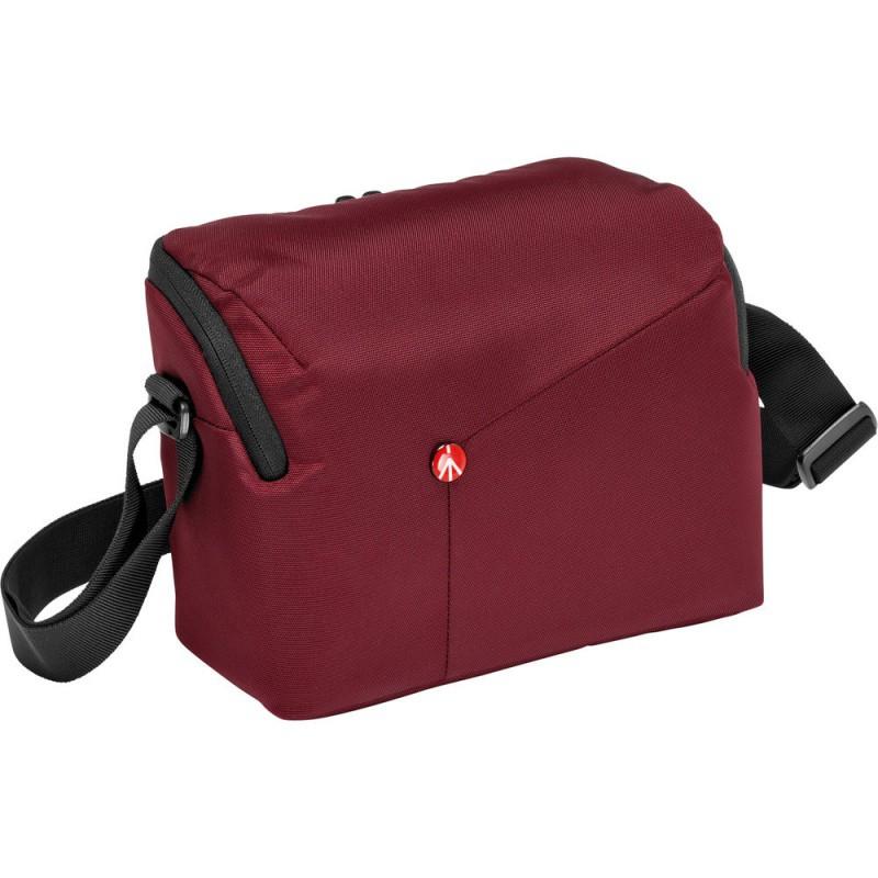 Купить -  Сумка NX Shoulder Bag DSLR Bordeaux (MB NX-SB-IIBX)