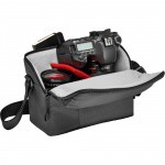 Фото  Сумка NX Shoulder Bag DSLR Grey (MB NX-SB-IIGY)