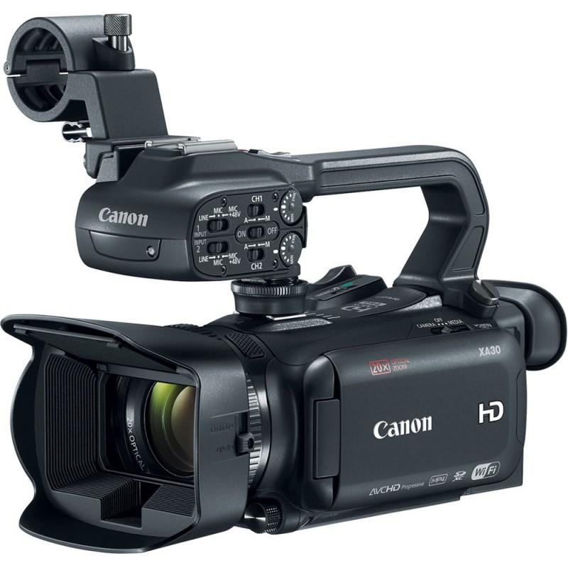 Купить - Canon Canon XA30  + Ваучер в Irista 50GB