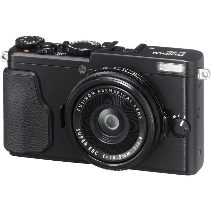 Купить - Fujifilm Fujifilm FinePix X70 Black