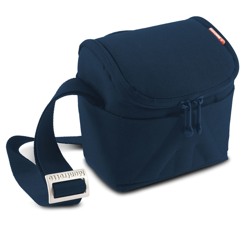 Купить -  Сумка плечевая AMICA 10 синяя MANFROTTO Bags (MB SV-SB-10BI)