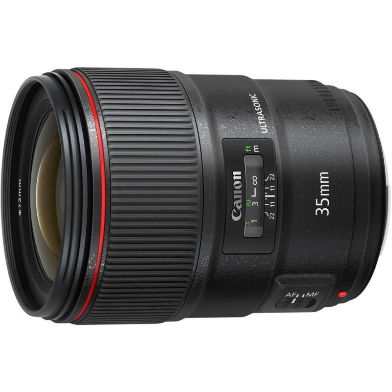 Купить - Canon Canon EF 35mm f/1.4L II USM (9523B005AA) (Официальная гарантия)