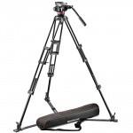 Фото -  Профессиональный жидкостный видеокомплект MANFROTTO MVH502A,546GB-1 (MVH502A,546GB-1)
