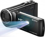 Фото -  Sony Handycam HDR-PJ320 Black (with Projector) (HDRPJ320EB.CEL)