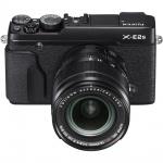 Фото - Fujifilm Fujifilm X-E2S + XF 18-55mm F2.8-4R Kit Black