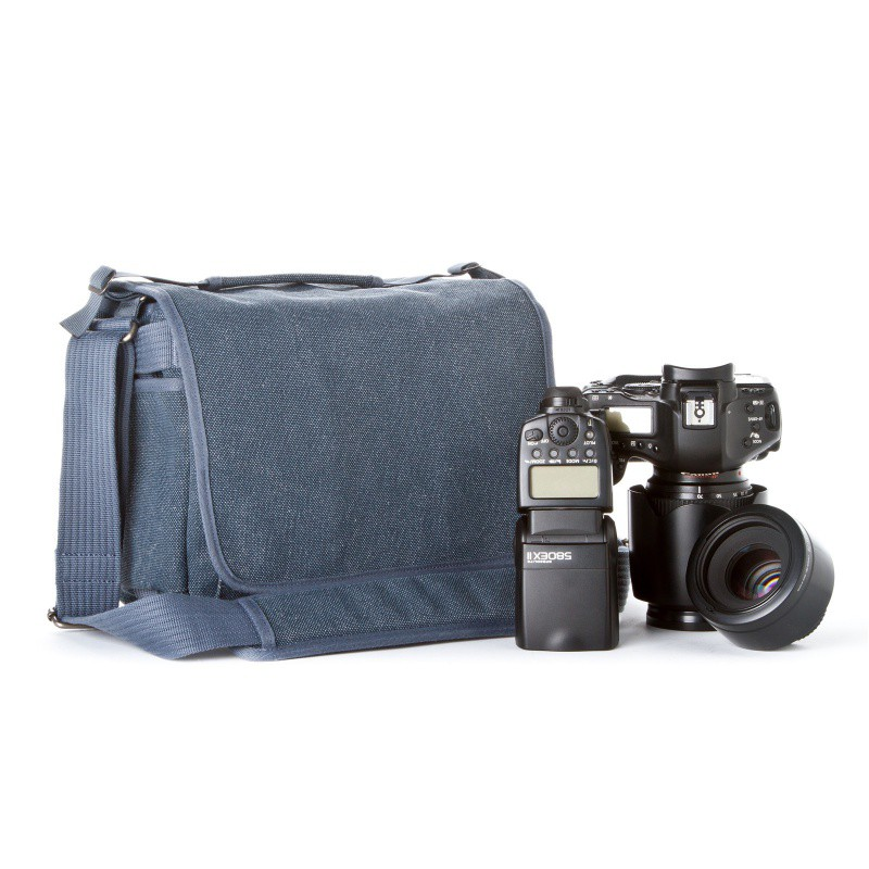 Купить - Think Tank Сумка Think Tank Retrospective 10 - Blue Slate + Чехол Think Tank Travel Pouch - Small (87453000752)