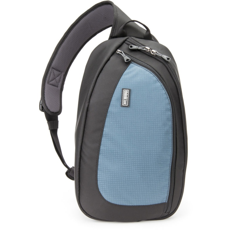 Купить - Think Tank Сумка Think Tank TurnStyle 20 Blue Slate + Чехол Think Tank Travel Pouch - Small (87453000464)