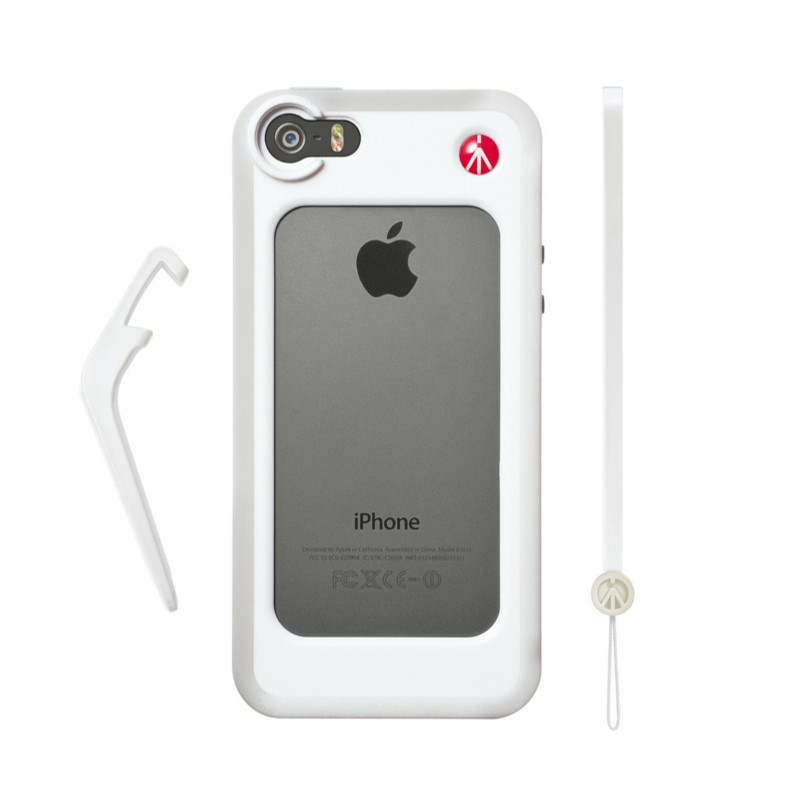 Купить -  Чехол WHITE BUMPER FOR iPHONE 5/5S (MCKLYP+5S-W)