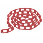 Фото -  Цепочка FULL LENGTH NYLON CHAIN RED (091FLR)