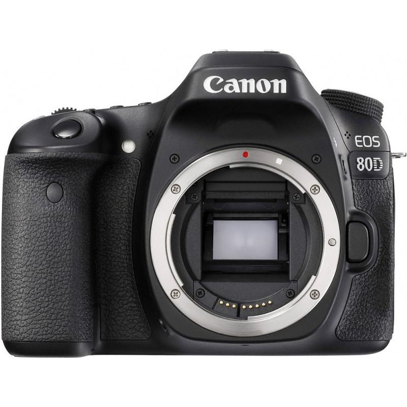 Купить - Canon Canon EOS 80D Body (Официальная гарантия)