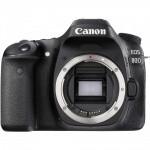 Фото - Canon Canon EOS 80D Body (Официальная гарантия)