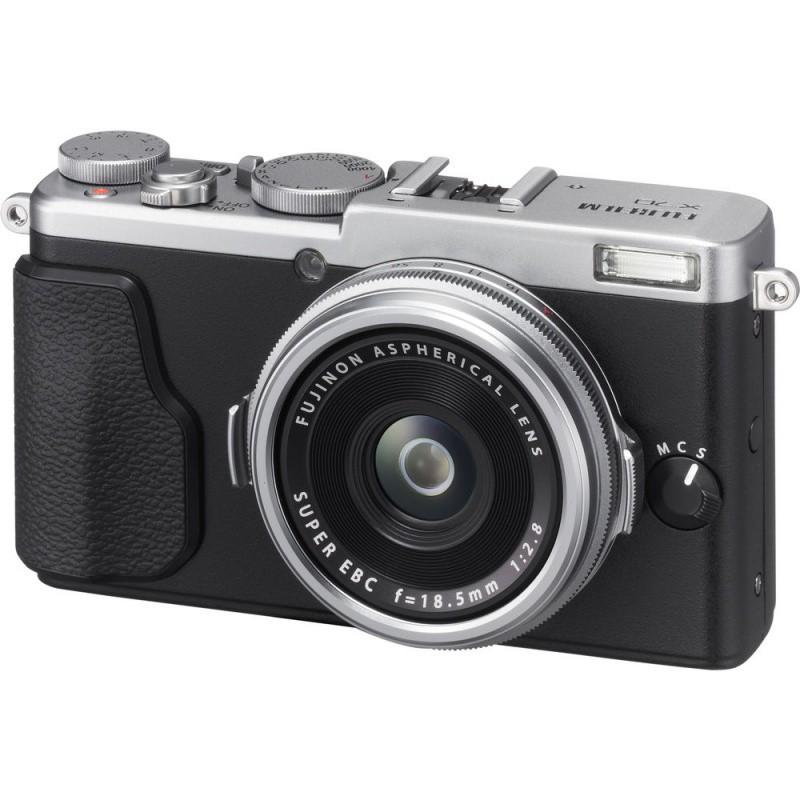 Купить - Fujifilm Fujifilm FinePix X70 Silver