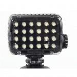 Фото -  Светодиодный осветитель LED LIGHT - MINI-24 (ML240)