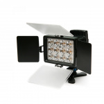 Фото -  Накамерный свет PowerPlant LED 1040A (LED1040A)