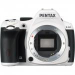 Фото -  Pentax K-50 DSLR Camera (Body Only, White)