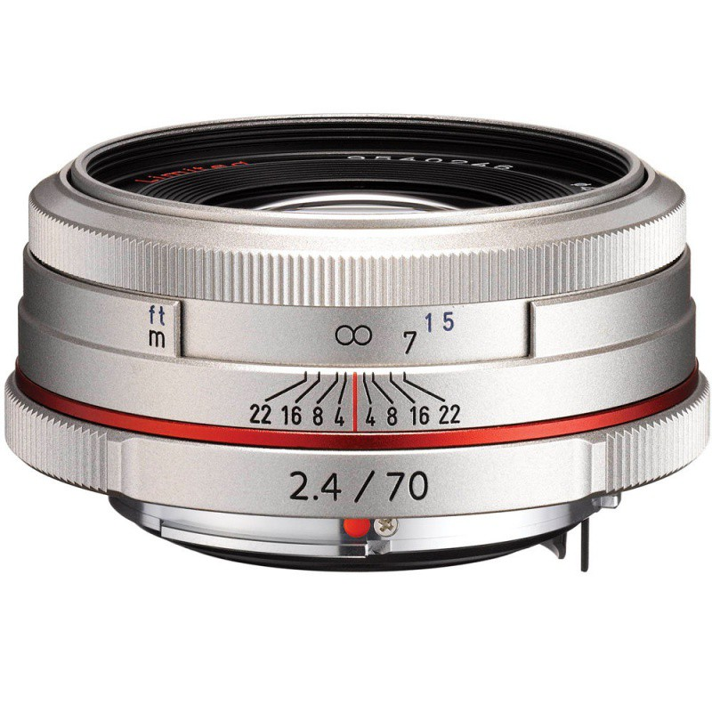 Купить - Pentax HD Pentax DA 70mm f/2.4 Limited Silver (Официальная гарантия)