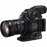 Фото - Canon Canon EOS C100 Mark II + EF 24-105mm f/4L IS USM Kit  + В подарок сертификат на 3000 грн!!!