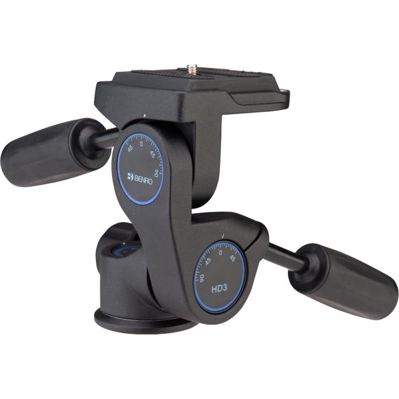 Купить - Benro Головка штативная HD-38 (HD3)