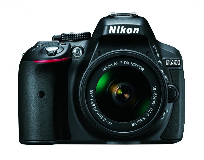 Купить - Nikon Nikon D5300 + AF-P 18-55VR kit (VBA370K007)
