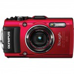 Фото - Olympus OLYMPUS TG-4 Red (V104160RE000)