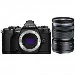 Фото - Olympus OLYMPUS E-M5 mark II 12-50mm Kit черный (V207042BE000)