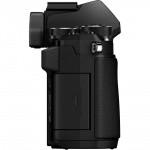 Фото Olympus OLYMPUS E-M5 mark II Body черный (V207040BE000)