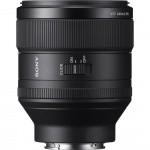 Фото Sony Sony 85mm f/1.4 GM для NEX FF (SEL85F14GM.SYX)