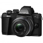 Фото - Olympus Olympus E-M10 Mark II 14-42mm Kit Black/Black (V207051BE000)