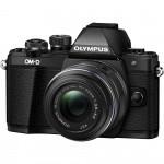 Фото - Olympus Olympus E-M10 Mark II 14-42mm Kit Black/Black (V207051BE000)