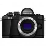 Фото Olympus Olympus E-M10 Mark II Pancake Zoom 14-42mm Kit Black/Black (V207052BE000)