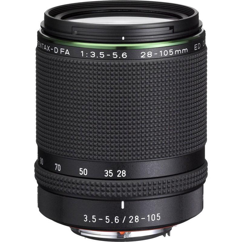 Купить - Pentax HD PENTAX-D FA 28-105mm F3.5-5.6 ED DC WR (Официальная гарантия)