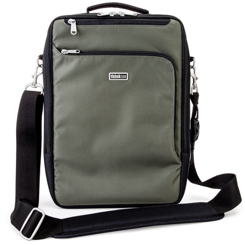 Купить - Think Tank Сумка Think Tank My 2nd Brain 11 – Mist Green + Чехол Think Tank Travel Pouch - Small (87453005992)
