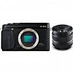 Фото - Fujifilm Fujifilm X-E2 + XF 14mm F2.8 R Kit Black