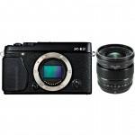 Фото - Fujifilm Fujifilm X-E2 + XF 16mm F1.4 R WR Kit Black