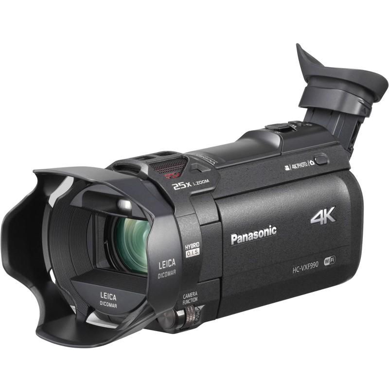 Купить - Panasonic Panasonic HC-VXF990 4K Camcorder (HC-VXF990EE-K)+ Аккумулятор PowerPlant Panasonic VW-VBT190!!!