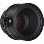 Фото - Samyang Samyang XEEN 85mm T1.5 Pro Cine Lens PL