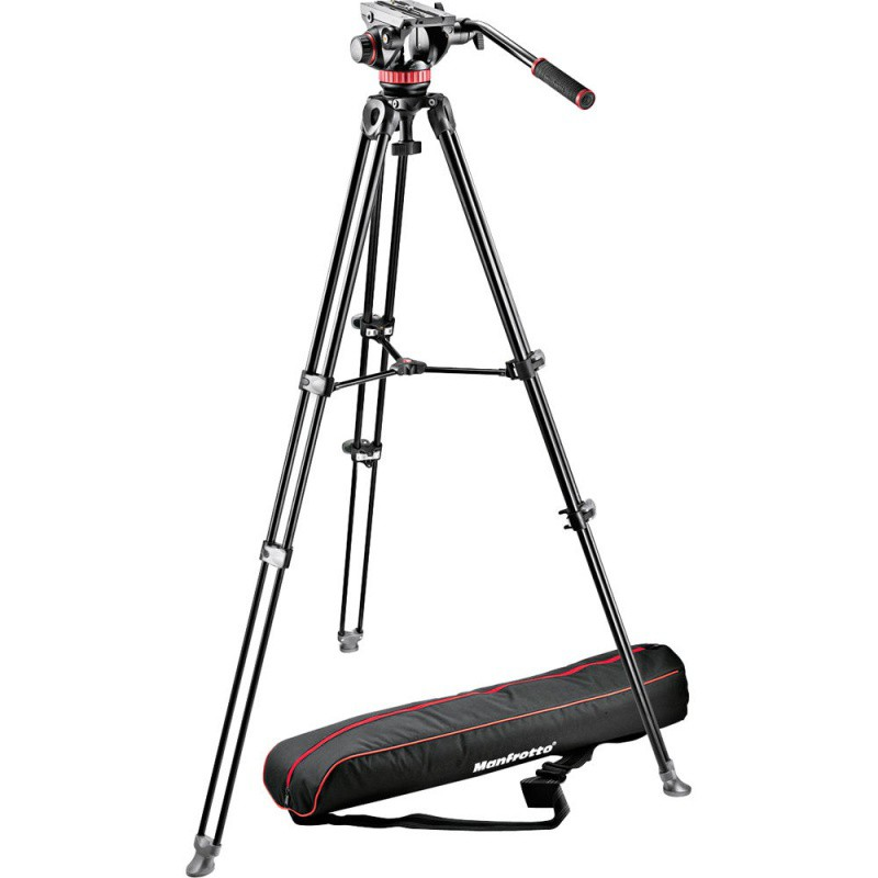 Купить - Manfrotto   MKIT VIDEOKIT VIDEO TELESCOPIC TWIN LEG MVK502AM-1