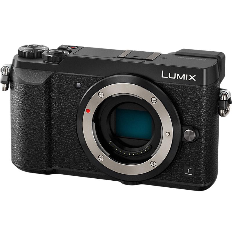Купить - Panasonic Panasonic Lumix DMC-GX80 Body (DMC-GX80EE)