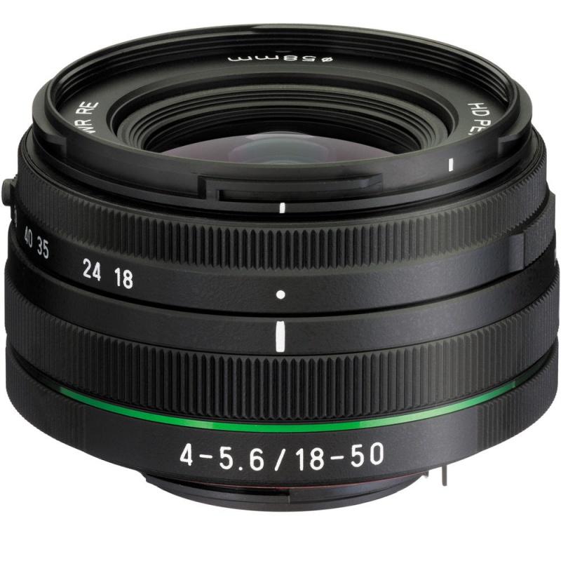 Купить - Pentax Объектив PENTAX HDP-DA 18-50mm f/4-5.6DC WR (S0021357)
