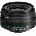 Фото - Pentax Объектив PENTAX HDP-DA 18-50mm f/4-5.6DC WR (S0021357)