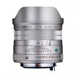 Фото - Pentax Pentax SMC FA 31mm f/1.8 AL Limited Silver (Официальная гарантия)