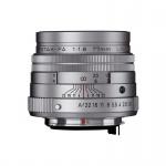 Фото - Pentax Pentax SMC FA 77mm f/1.8 Limited Silver (Официальная гарантия)