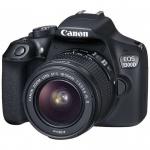 Фото -  Canon EOS 1300D + EF-S 18-55mm f/3.5-5.6 IS II (1160C036AA) Официальная гарантия
