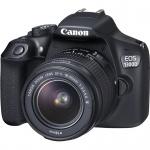 Фото - Canon Canon EOS 1300D + EF-S 18-55mm f/3.5-5.6 DC III (1160C020AA) Официальная гарантия + Ваучер в Irista 50GB