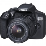 Фото -  Canon EOS 1300D + EF-S 18-55mm f/3.5-5.6 DC III (1160C020AA) Официальная гарантия
