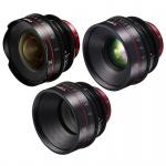 Фото - Canon Комплект объективов Canon EF Primes Bundle 14/24/50 (M)